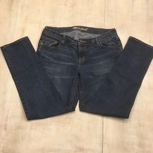 Old Navy Boyfriend Jeans Size 10 Regular EUC